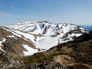 View from Gullfjellet