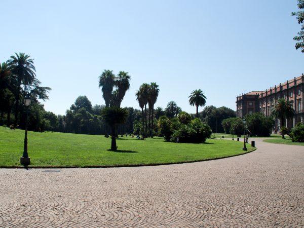 Parc of Capodimonte
