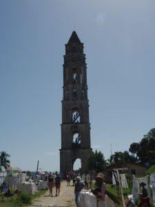 Watch Tower in Valle de Los Ingenios