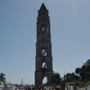Watch Tower in Valle de Los Ingenios