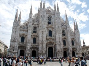 The Cathedral in Milan