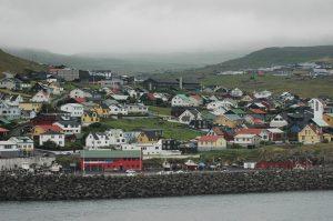 Thorshavn, Faroe Islands